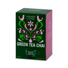 Green Tea Chai by Higher Living