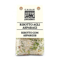 Asparagus Rissoto by Casale Paradiso