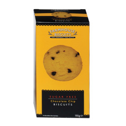 Sugar Free Choc Chip by Farmhouse