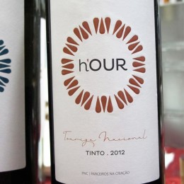 Touriga Nacional Red Wine 2012 by H'our