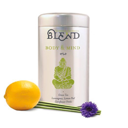 Body & Mind Tea by Blend
