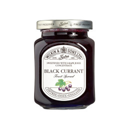 Black Currant Fruit Spread by Tiptree